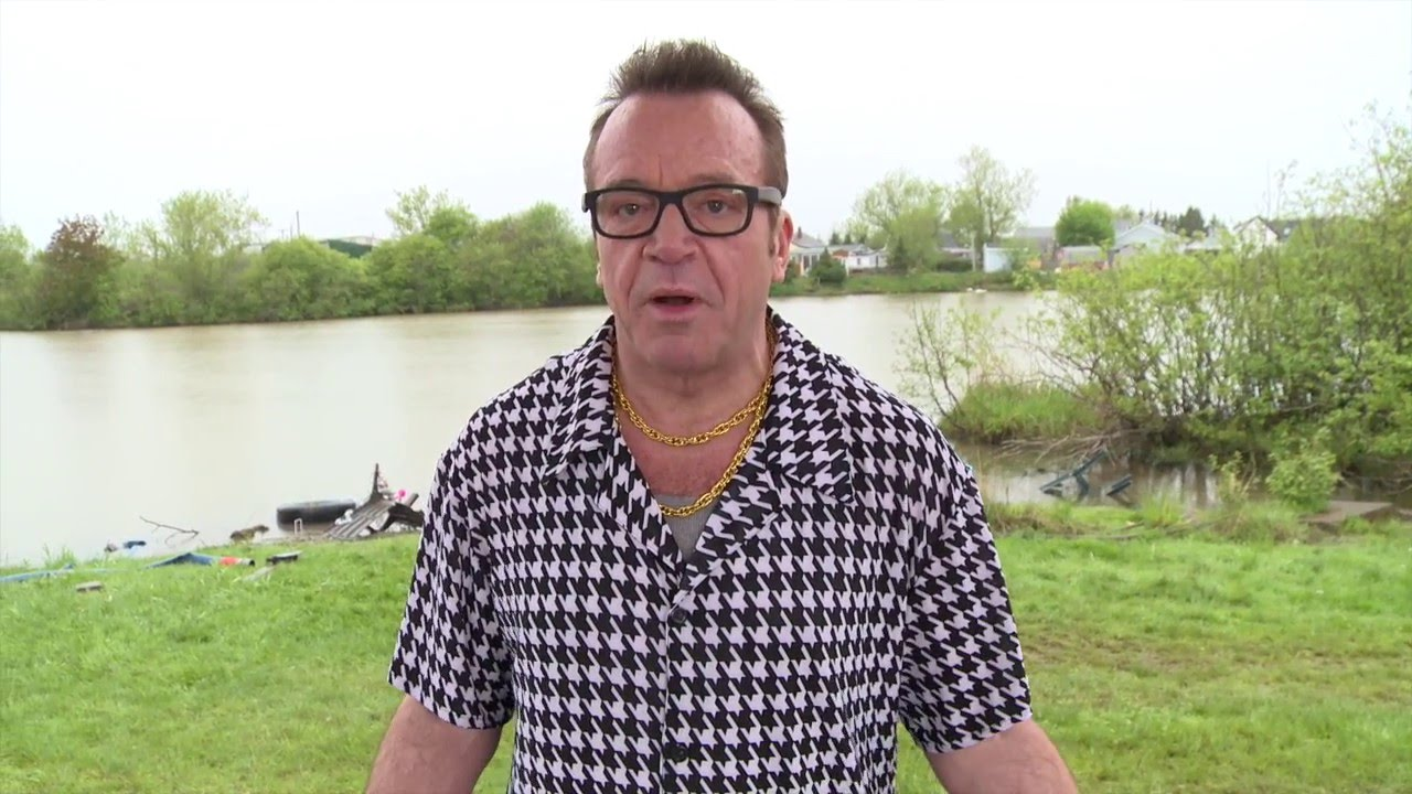 Tom Trailer Trailer Park Boys S10 Behind The Scenes Tom Arnold S Fishing Story