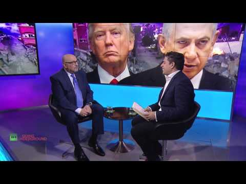 Trump's Israel, the Marikana Massacre & Peace in Reykjavik? (441)