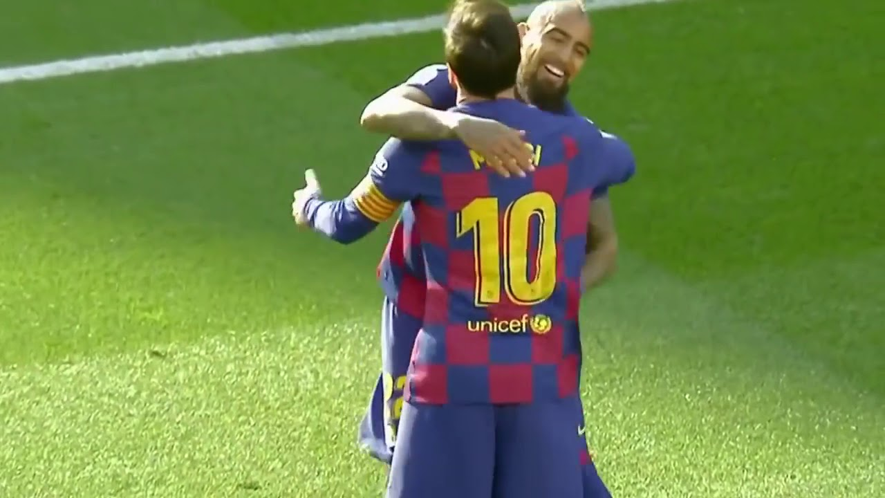 Barcelona vs Eibar (5 : 0) Highlight 22\2\2020 - YouTube