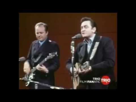 Johnny Cash - I Walk the Line - Live at...