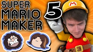 Super Mario Maker: One of Those Days - PART 5 - Game Grumps