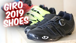 Top 6 Giro Cycling Shoes - Warehouse Randoms Ep 1