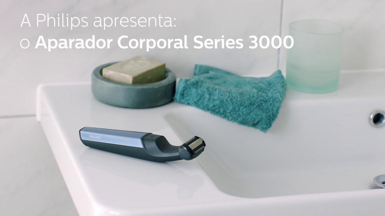 Aparador Negro Lacado ~ Aparador Corporal Philips Series 3000 YouTube
