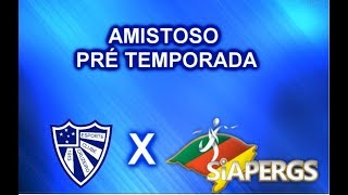 Cruzeiro x Siapergs ( Sindicato dos Atletas)