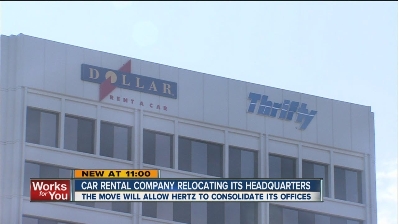 Hertz Corporation Announces Relocation Of Dollar Thrifty S Tulsa