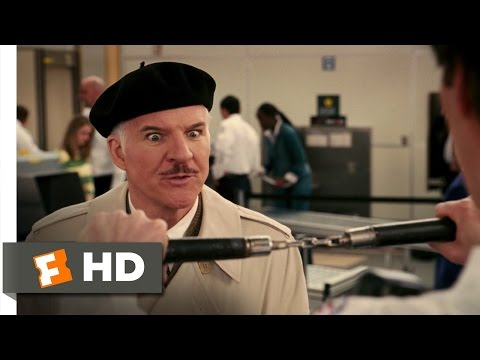 The Pink Panther 1212 Movie   Airport Security 2006 HD