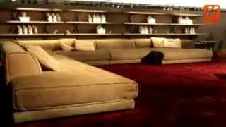 видео купить офисный диван