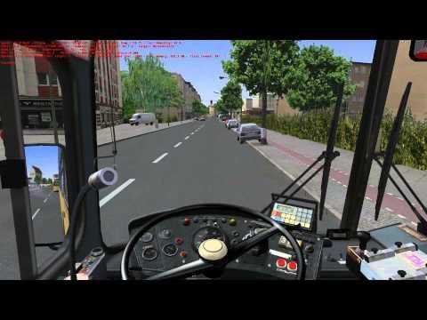 OMSI Joyride #8 - Berlin Spandau 1986 - Route 5 U Ruhleben - Nervenklinik - OMSI 2 The Bus Simulator