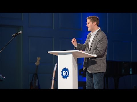 Michael Kelley - The Right Time God - Ecclesiastes 3:1-15