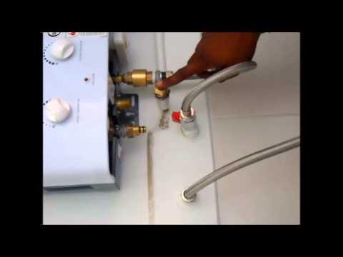 Instalacion calentador youtube - Calentadores de gas bosch ...