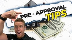 Tips on getting pre-approved for a mortgage in 2020