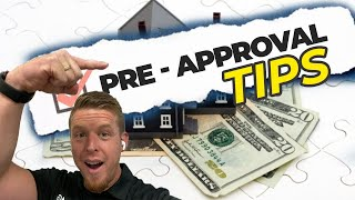 Tips on getting pre-approved for a mortgage in 2020 - first time home buyer