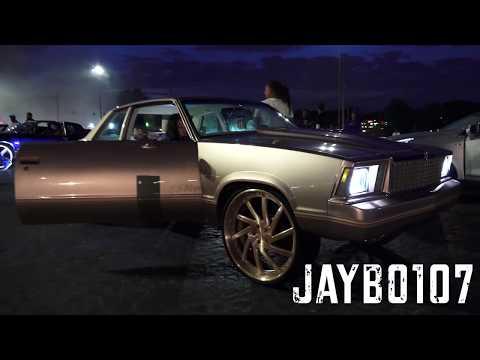 80' Chevrolet Malibu on Rose Gold Corleone Forged 24's ACUTO FLAT FORGING , Custom Paint & Interior