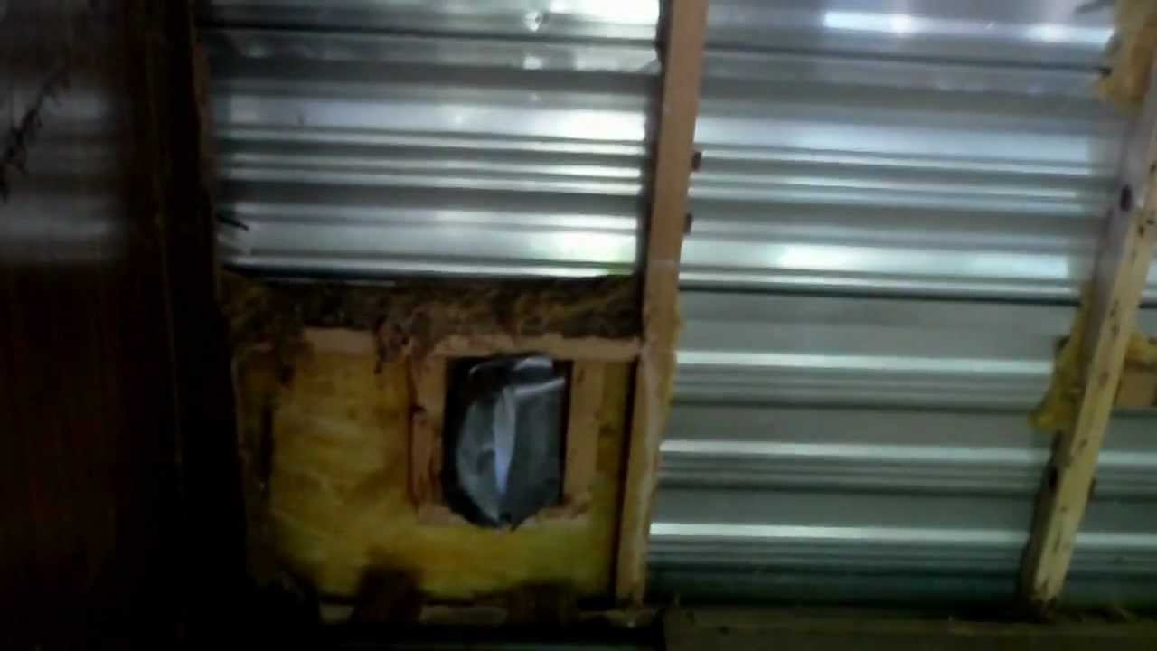 Our Prowler Travel Trailer Rebuild Video 1 Youtube