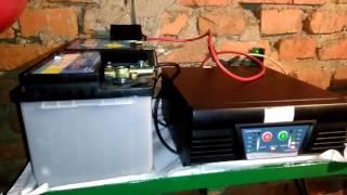 видео Выбираем источник бесперебойного питания для циркуляционного насоса отопления