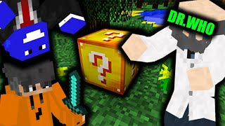 MINECRAFT DOCTOR WHO LUCKY BLOCK!