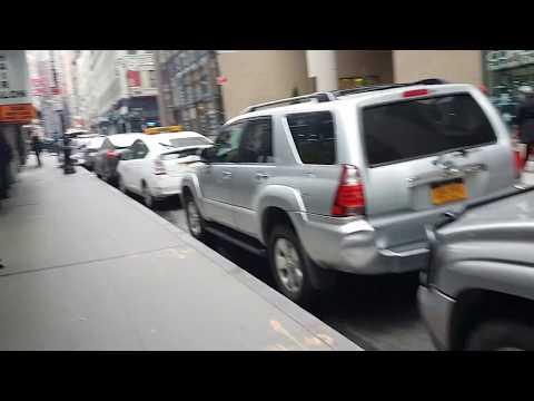 Financial District Lower Manhattan New York - Fulton, Nassau, Liberty Streets