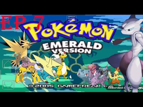 Pokemon Super Mega Emerald EP.7 หวดยิมสามเดือด แม่ม มีนกเทพ ! - Story Universe