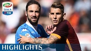 Roma - Napoli 1-0 - Highlights - Matchday 35 - Serie A TIM 2015/16 streaming