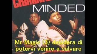 Boogie Down Productions - The Bridge is Over SUB ITA (Criminal Minded 1987)