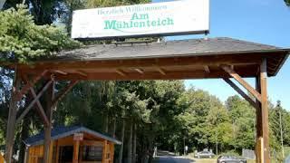 Camping am Mühlenteich in Lingerhahn