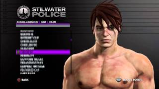 SGS Saints row 3  Character Creation