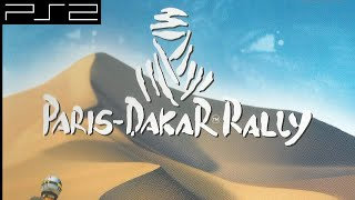 Playthrough [PS2] Paris Dakar Rally