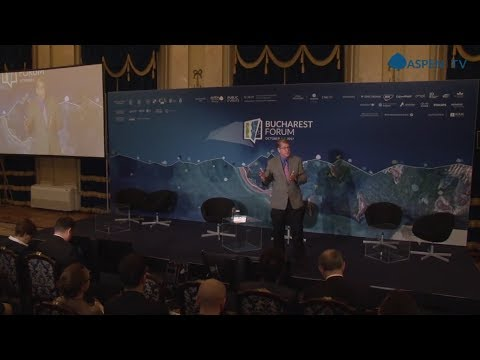 Interactive Session with Steve Clemons at Bucharest Forum 2017