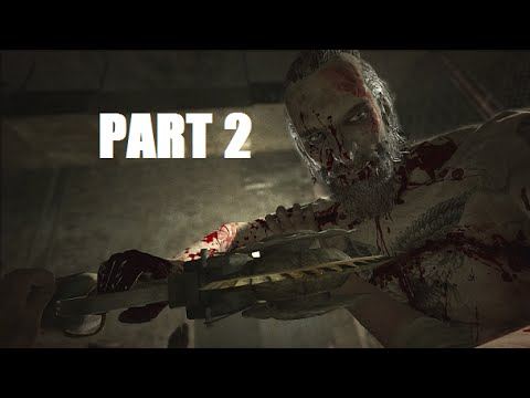 Lets Play Outlast: Whistleblower Part 2 - Frank Manera