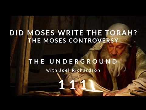 The Moses Controversy Did Moses Write The Torah? (New Evidence) Tim Mahoney Interview Underground111