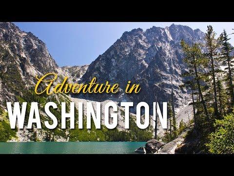 Washington | Leavenworth and Dragontail Peak