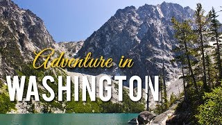 Washington | Leavenworth and Dragontail Peak