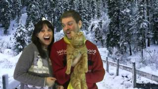 Taking a Christmas Picture | The Bowlingotter Show