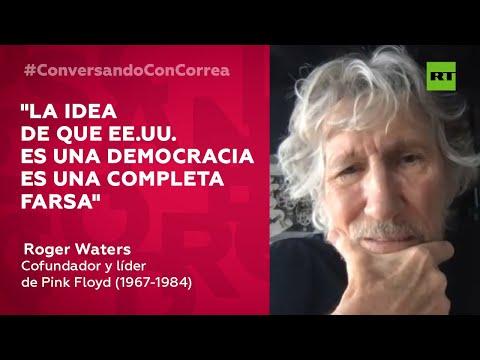 """Roger Waters: """"La idea de que EE.UU es una democracia es una completa farsa"""""""