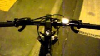 Маленький динамик на велосипеде - Отличный звук!