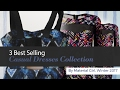 3 Best Selling Casual Dresses Collection By Material Girl, Winter 2017