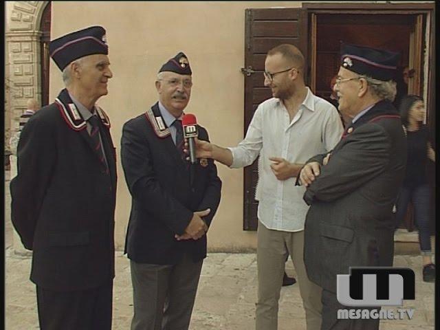 Bicentenario Fondazione Arma Carabinieri a Mesagne