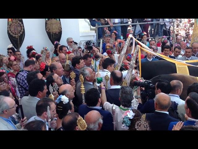 Presentación Hermandad del Rocío de Sanlucar de Barrameda #ElRocio18
