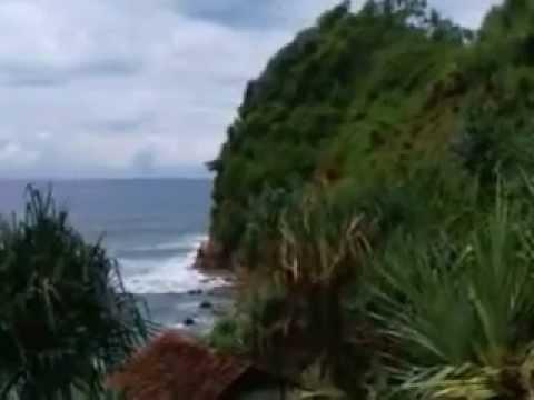 Wisata Alam #15, Pantai Nampu, Wonogiri
