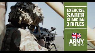 Defender Europe | Exercise Sabre Guardian | British Army