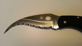 And the winner of the Spyderco Civilian is..........
