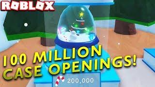 100 MILLION GLOBE EGG OPENINGS in ROBLOX BUBBLE GUM SIMULATOR