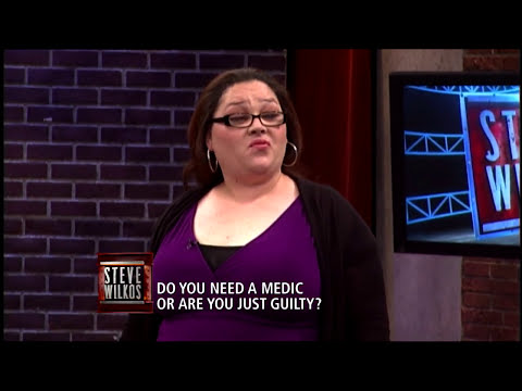 Guest Tries To Pull A Fast One On Steve! (The Steve Wilkos Show) Mp3