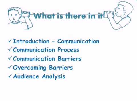 Full Communication Topic In One Video With Explanation...