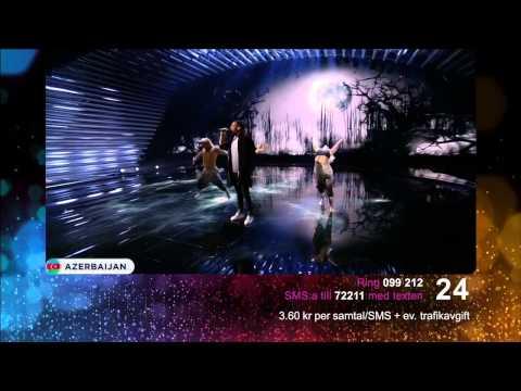 Eurovision 2015 Final - SVT