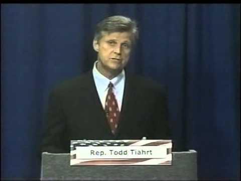 2010 Jerry Moran Todd Tiahrt Kansas Senate GOP Primary TV Debate #2 July