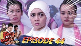 Sengit! Semua Orang Panikl Karena Mak Siti Berantem Dgn Kang Maman - Fatih Di Kampung Jawara Eps 44