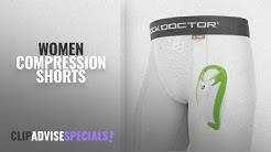 10 Best Women Compression Shorts : Shock Doctor Men's Core Compression Short with Bio-Flex Cup