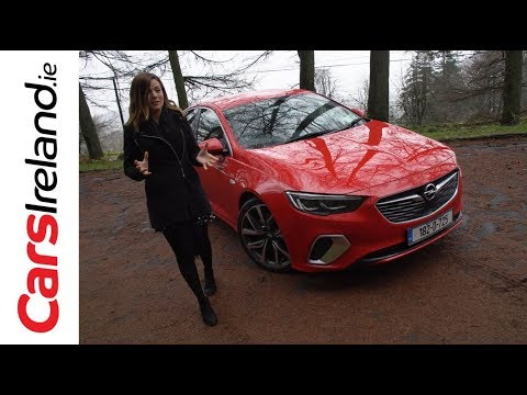 Opel (Vauxhall) Insignia GSi Review | CarsIreland.ie