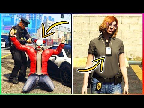 WIR BEKOMMEN IM MÄRZ EIN POLIZEI DLC FÜR GTA 5 ONLINE?!   GTA V Online DLC News!